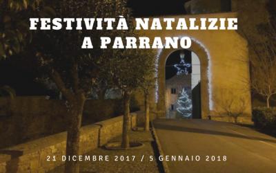 Festività Natalizie 2017 a Parrano