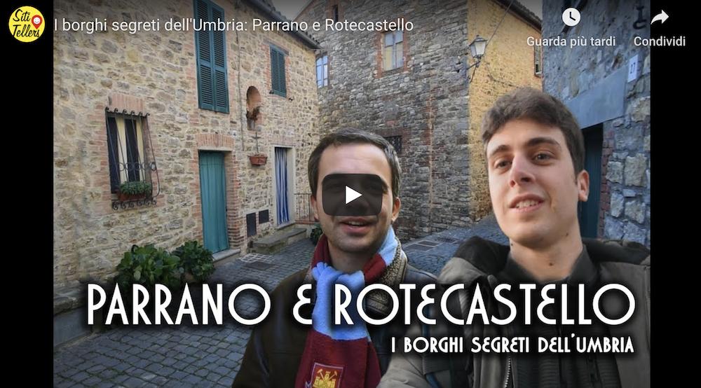 I borghi segreti dell'Umbria: Parrano e Rotecastello by Siti Tellers