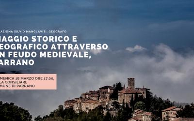 Viaggio storico e geografico attraverso un feudo medievale, Parrano
